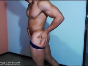 Hot Young Muscle Jock Jeremy Santos