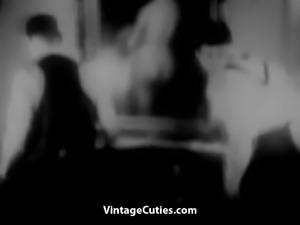Welcome to the Girls Only Room (1930s Vintage)