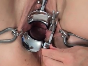 Cervix Fucking Play Deep Japanese Asian style