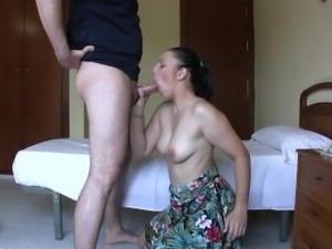Pamela Sanchez follando en video porno casero