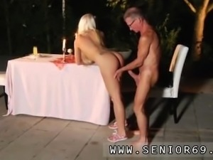 Big cock and amai liu fucks old man Old John rigid plumb young Anastaisa