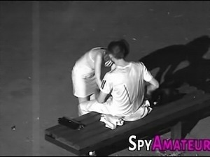 Hidden cam Spying sex