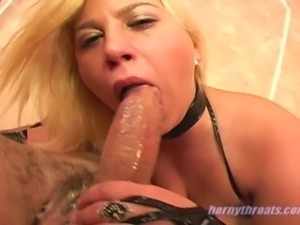 HornyThroats - Luba Facefuck Puke