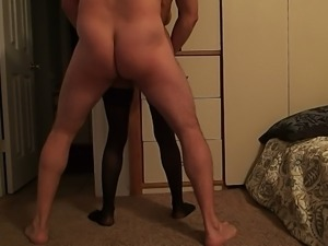 Amateur Teen 20 yo Latina fucked by older Anal Part 1