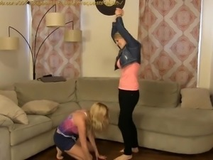 Female Fighting at Clips4sale.com