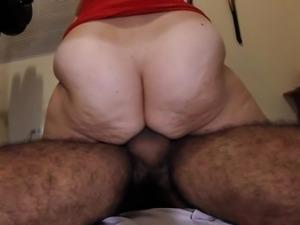 Amateur girlfriend trips cums that is huge peluda