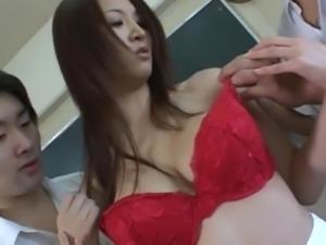 Japanese School Teacher-again-by PACKMANS