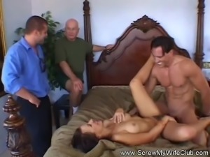 Mrs. Greco Total Slut Wife