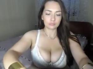 nice big soft boobs and big areolas