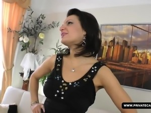 Cute Russian Masha More Has a Casting with Hardcore Anal Sex