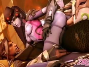Overwatch SFM: The Very Best Of Widowmaker