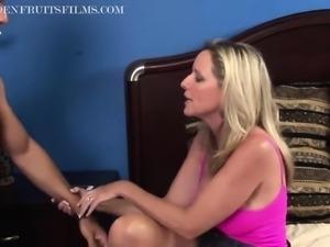 Taboo Blowjob from Jodi West