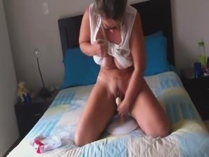 AMAZING VIDEO OF MY WIFE
