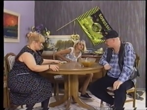 Familie Matuschek-Csaladi buli.
