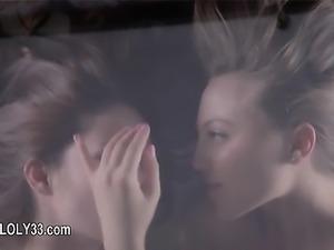 Luxury teen blondies pussy eating