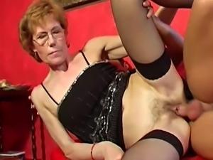 granny gotta get laid