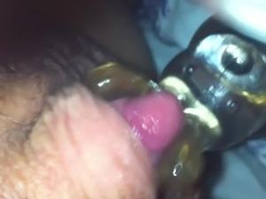 Big Clit Closeup Masturbation Pt.1