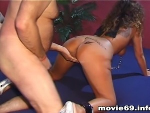 Private GangBang Party with Martina