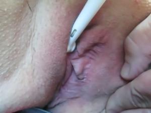 masterbating and using my toothbrush coming hard