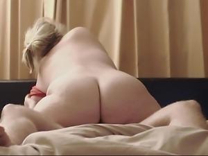 British BBW Fat Fuck Grinding Cock on Hidden Camera
