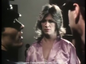 Marilyn Chambers Cop 3some