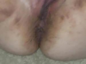 BBW Latina squirt
