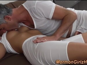 Mormon pounded by bishop