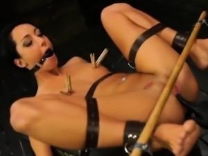 Sabrina Banks Bdsm Bondage Blowjob Suck Big Cock