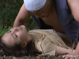 Juicy Ruri Saijo Gets Fucked In The Missionary Position