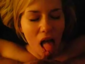 Teen suck big clit