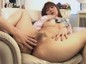 Sexy girl in stockings gets anal pounding
