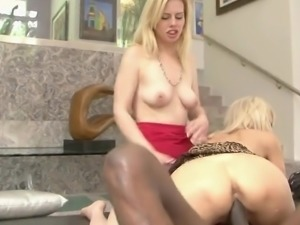 Sharing a BBC with step mom!