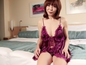 Erina Hashimoto has a stunning pecker that needs to be jerked hard