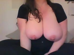 Bbw big nipples