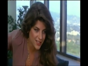 Kirstie Alley Swimsuit and Topless