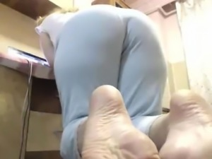 Sexhotass 8min feet that are smelly