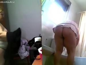 Hermanas desnudas