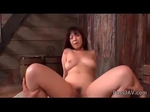 Wakaba Onoue&nbsp_sucks dick and gets it deep in her wet cunt&nbsp_