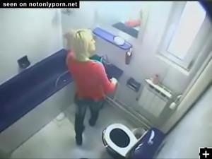 Hidden Camera In Toilet5 39