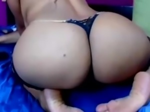 Latin Mature Anal on Webcam