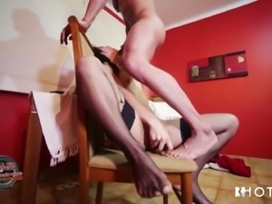Kinky nympho Lili Doll does what she does best which is suck and fuck