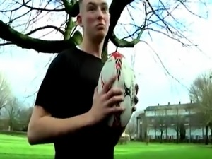 Black dick gets hard inside pants gay first time Rugby Boy