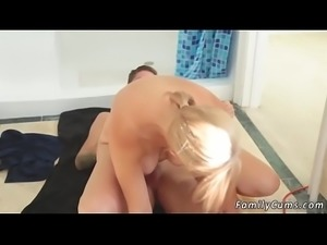 Prostitute crony&#039_s daughter and mother domination Step Into My Shower