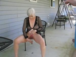 Pee playing