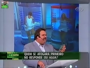 Prova do tubo - Fernanda Galan