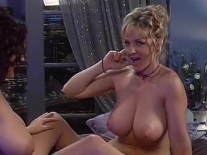 Lorna Morgan In Bed With Danni Ashe