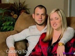 Swingers enjoy experimenting in reality show