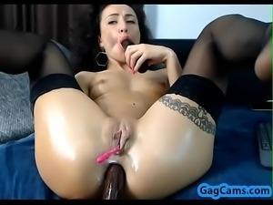 Hot girl wet pussy masturbation
