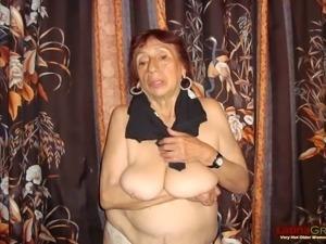 latinagranny amateur mature picures collection
