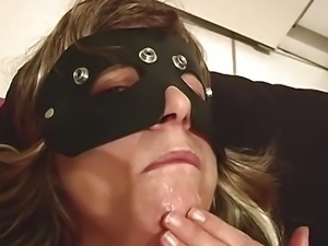 MomsWithBoys Blonde Fatty Mature Bondage Cock Sucking